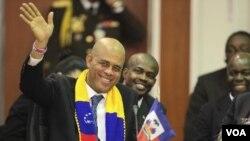 Presiden Haiti, Michel Martelly (Foto: dok).