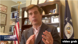 Ambasador Eric Nelson