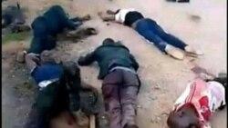 Vítimas dos confrontos em Cafunfo, Lunda Norte, Angola, 30 Janeiro 2021
