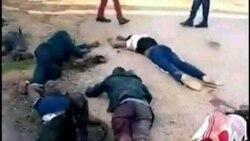 Mortos em manifestação no Cafunfo, Angola, 30 Janeiro 2021