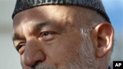 کرزي پر طالبانو غږ وکړ چې له مرگ ژوبلې نه لاس واخلي