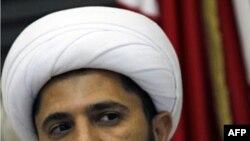 Lãnh đạo Đảng đối lập Wefaq của Hồi giáo Shia Sheikh Salman Ali