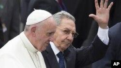 罗马天主教皇方济各