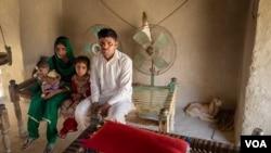دودو خان، کبرا بی بی و فرزندان شان
