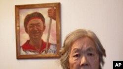 天安門母親丁子霖(資料圖片)