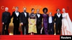 La ceremoniainaugural el martes 14 de mayo de 2019 tuvo momentos en idioma español con la participación de Javier Bardem y Alejandro González Iñárritu.
