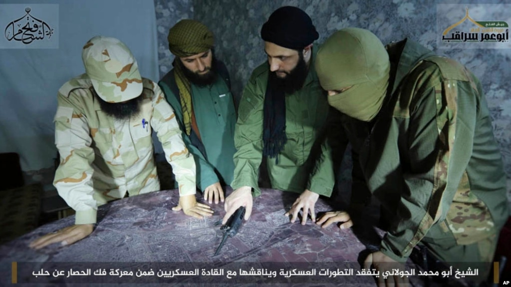 10 milionë shpërblim për informacion mbi kreun e Al-Nusrës