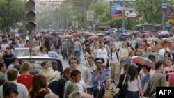 Перепись населения началась в России