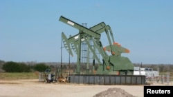 La reserva está situada en la cuenca de Midland Wolfcamp, informó el Servicio Geológico de Estados Unidos.