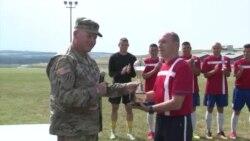 Vojska Srbije do vrha napunila mrežu KFOR-a