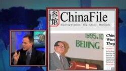 焦点对话:爱国记者,铁十字架,报道中国,俄使馆开微博
