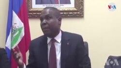 Ayiti: Premye Minis Céant Ensiste sou Kapasite Gouvènman li an pou Bese Pri Manje