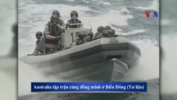 Australia tăng cường chi tiêu quốc phòng giữa căng thẳng Biển Đông