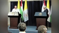 Pope Backs Two-State Solution in Palestine-Israel Conflict