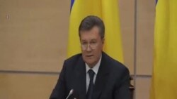 亞努科維奇:我依然是烏克蘭總統