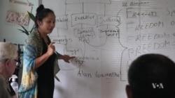Cambodia Genocide Survivors Overcome Fear, Get Involved Politically