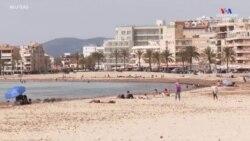 Ֆրանսիան, ՄԲ-ը ու Գերմանիան մտահոգված են քովիդի երրորդ ալիքով, իսկ զբոսաշրջիկները ուղղություն են վերցնում դեպի Իսպանիա