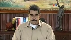 Venezuela: Maduro denunció ataque cibernético internacional