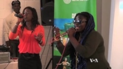 Young Women Work to Break into Senegalese Hip-Hop