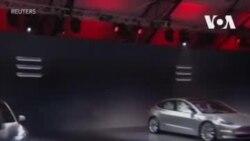 Роботакси Tesla