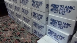 Food Packages Help Families in Need During Ramadan