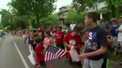 Прослава на Денот на независноста во САД