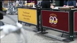 """Український ресторан """"Veselka"""" став культовим у Нью-Йорку. Відео"""