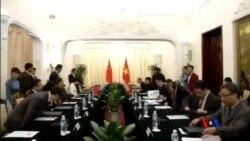 2014-06-18 美國之音視頻新聞: 中越官員就南中國海爭端問題舉行會談