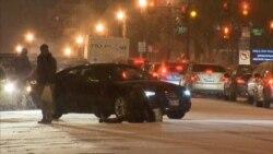 US East Coast Braces for Major Snow Storm