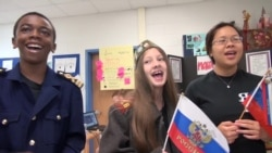 US Students Learn Russian Through STARTALK