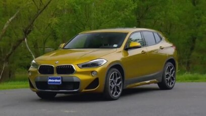 MotorWeek - BMW X2 mới, Chevrolet Tahoe độ kiểu Callaway, Pat Goss nói về chống gỉ