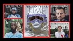 埃博拉病患护理当选时代杂志年度人物
