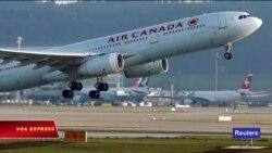 Đài Loan phản đối Air Canada liệt kê Đài Bắc thuộc Trung Quốc