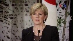Nhật, Australia lên án những hành động khiêu khích ở Biển Đông