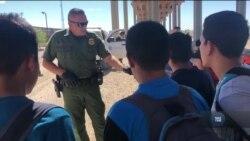 Кампaнія прикордонників США: загрози нелегального перетину кордону. Відео