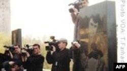 Jurnalist Elmar Hüseynovun qətlindən beş il keçir