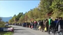 Protivljenje formiranju migrantskog centra u selu Lipa