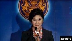 Thủ tướng Thái Lan Yingluck Shinawatra bị loại khỏi chức vụ theo một quyết định của tòa án hồi tuần trước
