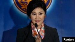Bà Yingluck từng đứng đầu ủy ban giám sát chương trình trợ giá gạo và đang đối mặt với những cáo giác phạm tội bất cẩn.