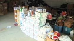 Americans, Ex-Pats Send Relief Supplies to West Africa