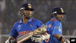بھارت نے آسٹریلیا کو ہرادیا، سیمی فائنل میں پاکستان اور بھارت کا مقابلہ