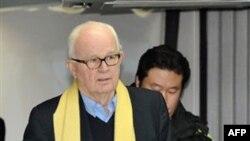 Stiven Bosvort bugun Seulda Tashqi ishlar vaziri Kim San Xvan va yadro masalalari bo'yicha mas'ul Vi San Lak bilan gaplashadi.