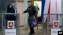 Симферополь, Крым, 16 марта 2014г.