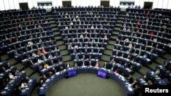 Засідання Європейського парламенту