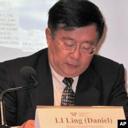加州基督教与中国研究中心主任李灵