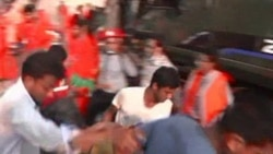 Related video of building collapse in Bangladesh