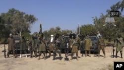 Abarwanyi b'umurwi Boko Haram