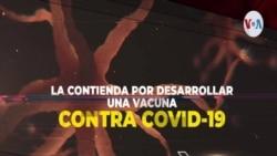 La contienda por desarrollar una vacuna contra COVID-19