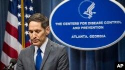 Le Dr Thomas Frieden, directeur des Centres de contrôle et de prévention des maladies (CDC)