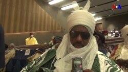 Wani Sirri Da Tsohon Shugaban Nijar Mahamadou Issoufou Ya Fadawa 'Sarki Sanusi II'